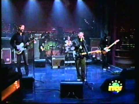 Radiohead - 2 + 2 = 5 - Letterman - With Wolf Blitzer On Shaeffer Cape
