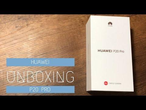Mi evaluación del Huawei P20 Pro