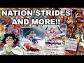 Nova Hero VR, Amarada Stride & 2 Nation Strides Were Revealed!! - Cardfight Update