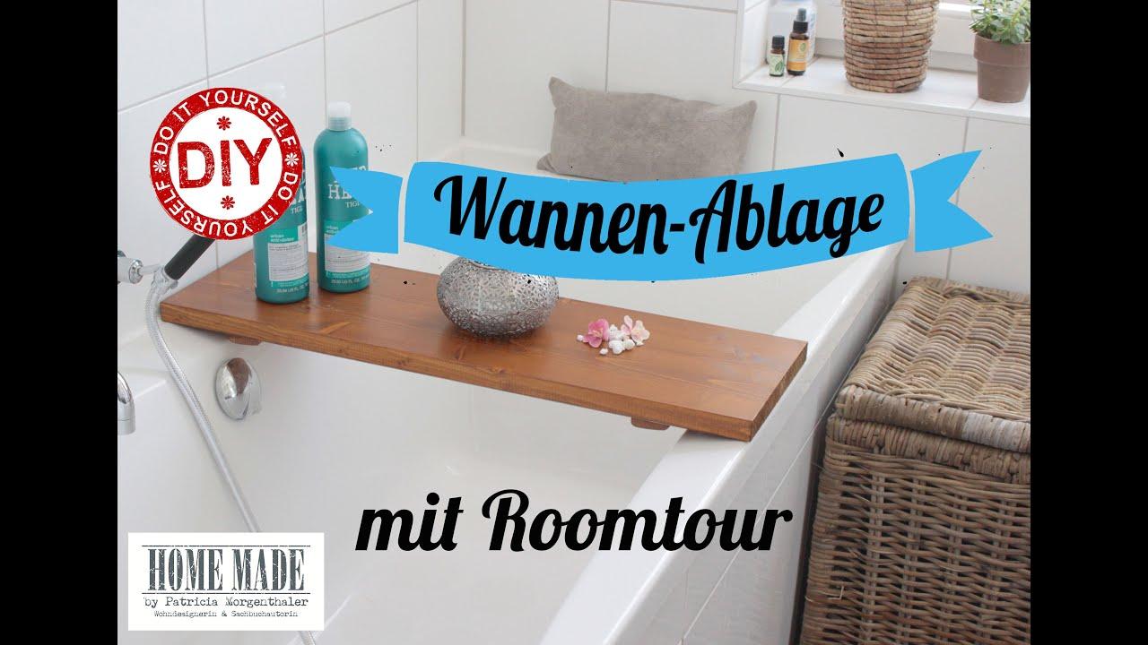 How To I Badenwannenablage Incl Roomtour Badezimmer I Deko