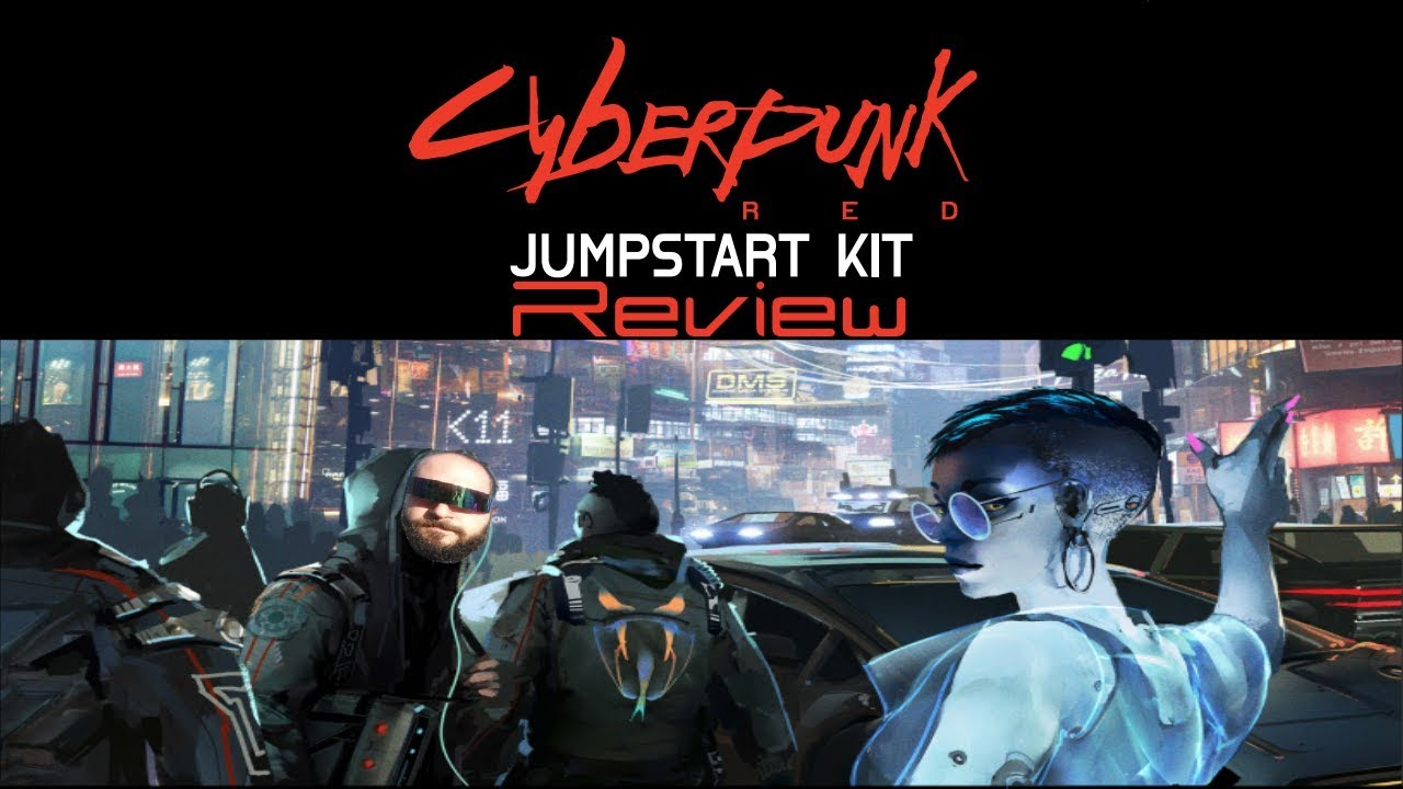 The Tabletop Game Cyberpunk Red Is Currently Out Now For Players