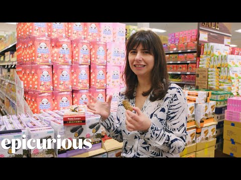 How to Shop at an Asian Market | Lost in the Supermarket | Epicurious
