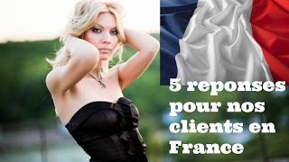 5 réponses pour les clients de l'agence de rencontre internationale CQMI en France(, 2016-08-12T10:02:54.000Z)