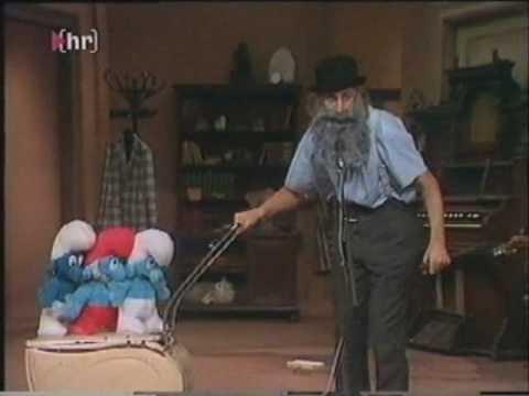 Otto als Vader Abraham