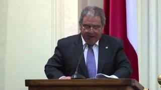 """Sergio Campos, periodista - Lanzamiento libro """"Eduardo Frei Montalva"""""""