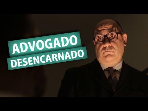 ADVOGADO DESENCARNADO (Humor E Espiritismo)