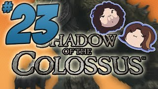 Shadow of the Colossus: The Crumbling City - PART 23 - Game Grumps