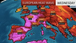 """New Study Predicts Millions of Americans May Become Exposed to """"Off the Charts"""" Heat"""
