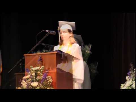 Lancaster County Christian School 2013 commencement ceremony