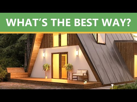 Heating Systems for A-frame Homes