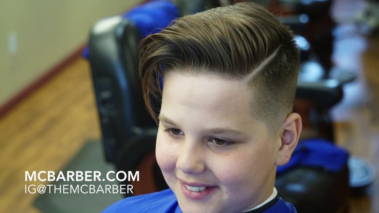 Ismael Haircut Tutorial