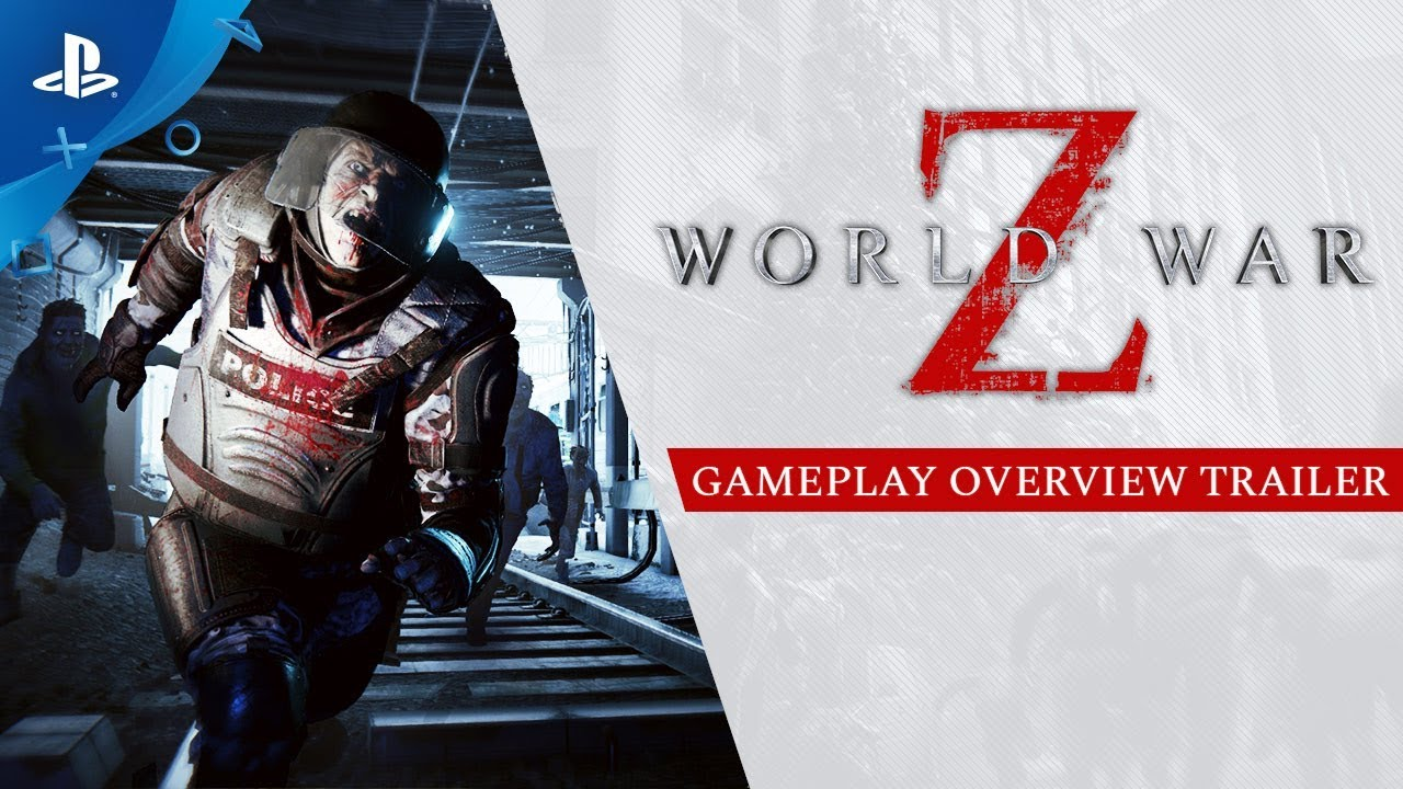 World War Z - Overview Gameplay Trailer | PS4