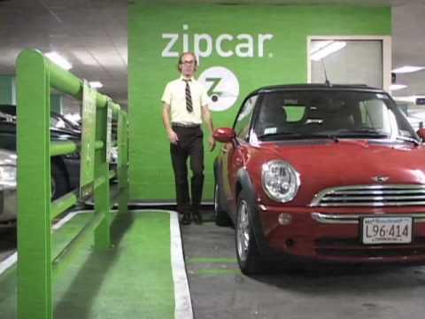 how zipcar works ...
