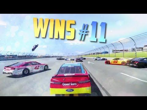 Racing Games WINS Compilation #11 (Accidental Wins, Drifts, Stunts & Close Calls)