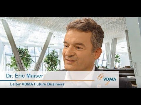 Die VDMA Startup-Machine geht live