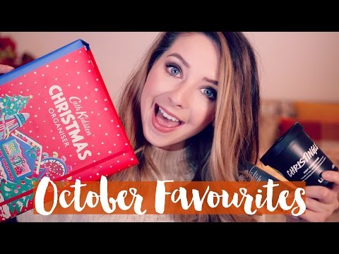 Save October Favourites | Zoella Pictures