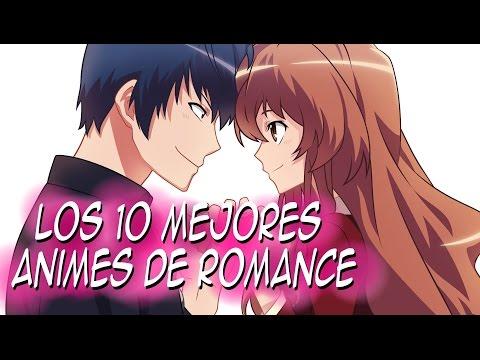 Los 10 Mejores Animes Románticos Y Romance Y Comedia | Tri-line