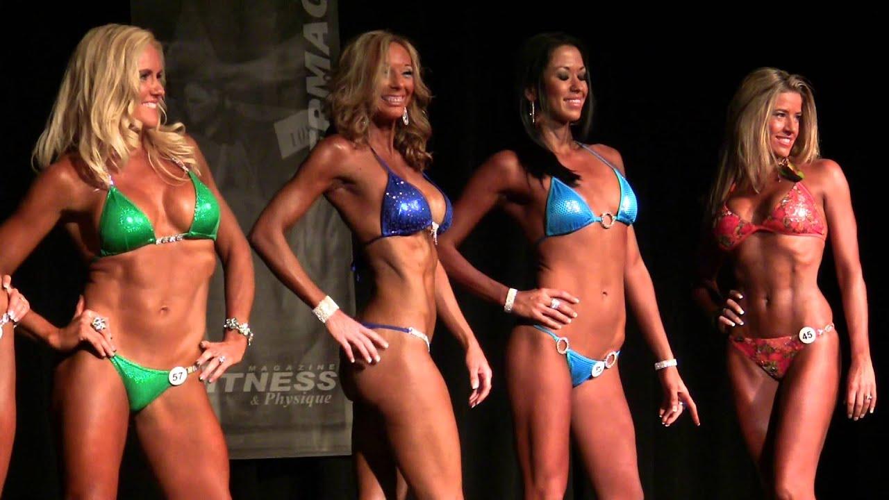 2012 OCB Florida State Classic Cup. Bikini Open - YouTube
