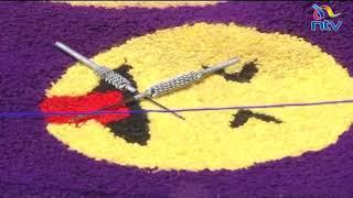 Kisumu man makes unique carpets and marts from simple materials
