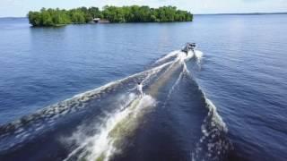 Lake Vermilion Drone Video (4k)