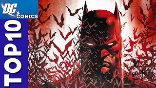 Top 10 Batman Moments From Justice League #2