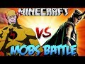 Professor Zoom Vs โลก Minecraft Mobs Battle mp3