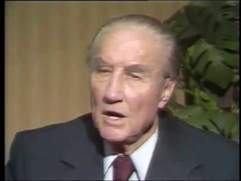 Strom Thurmond interview @ QUBE