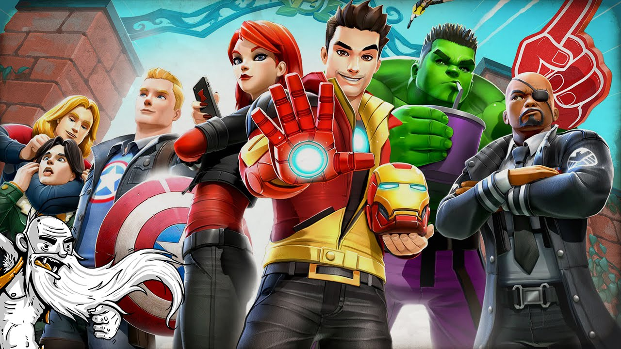 Quot Avengers Assemble For School Quot Marvel Avengers