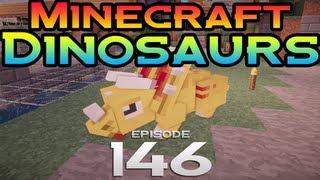 Minecraft Dinosaurs! - Episode 146 - Dinos on the Brain