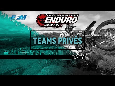/// TEAM PRIVÉ- DAFY ENDURO TEAM ///