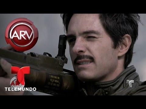 Julio Bracho habla de su personaje en 'El Chema' | Al Rojo Vivo | Telemundo