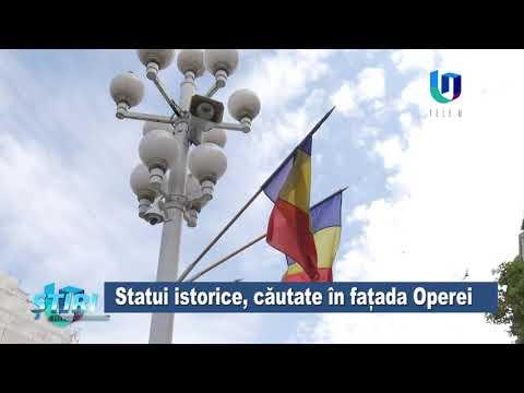 Statui istorice, căutate în fațada Operei