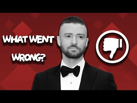 Why People Don't Like Justin Timberlake Anymore