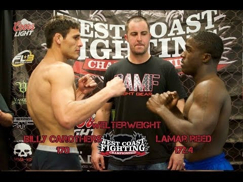 WFC 7 - Lamar Reed vs Billy Carothers