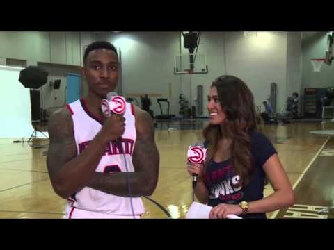 Jeff Teague fascinated by live TV