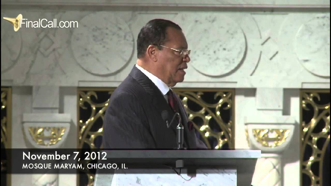 Minister Farrakhan Compares the Atmosphere Surrounding Obama and Lincoln