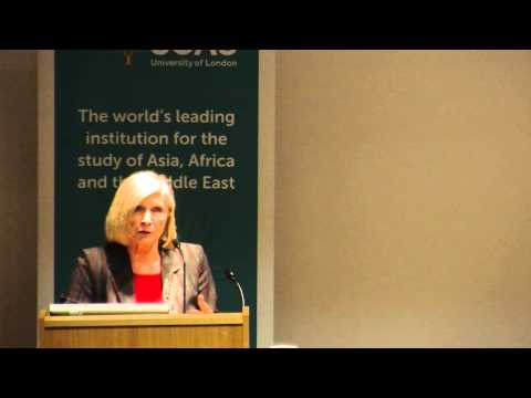 Prof Chantal Mouffe: Which Democracy for a Multipolar World?, SOAS, University of London