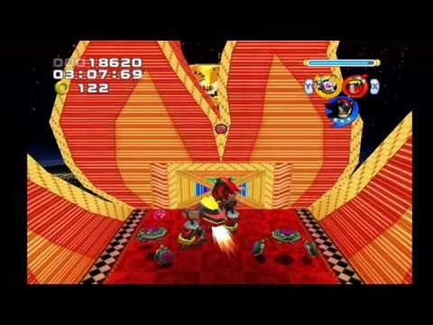 Sonic Heroes: Casino Park (Team Dark)