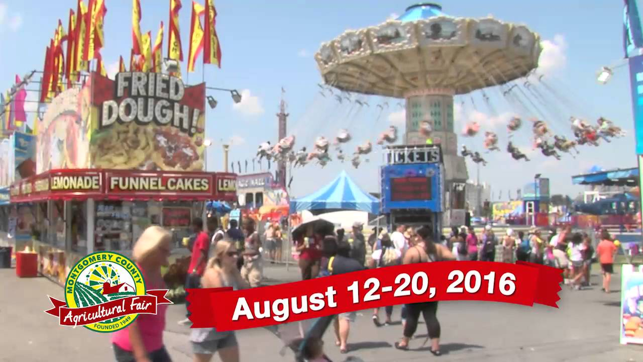 Montgomery County Fair Ohio 2019