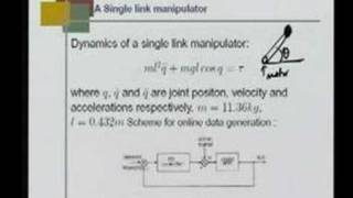 Module 3 Lecture 3 Neural Model of a Robot manipulator