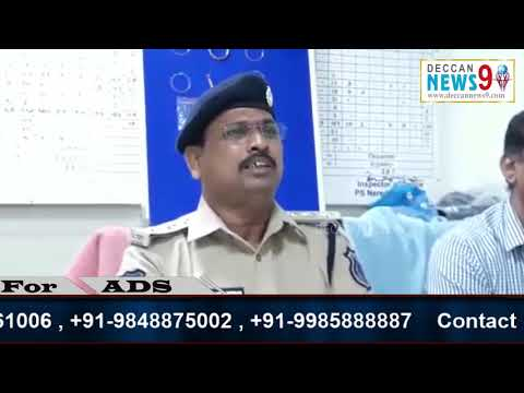 Deccan News9 : Gang Arrests For Stealing Traveling In Luxury Busses