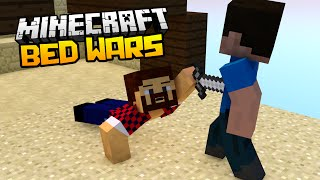 1 ХП РЕШАЕТ ВСЁ - Minecraft Bed Wars (Mini-Game)