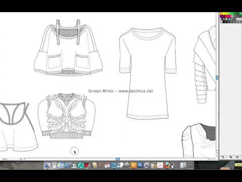 Fashion Templates top