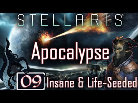 Operation Cidar - Stellaris: Apocalypse Pre-Release Series - Drakonian Imperium - #09 - Insane