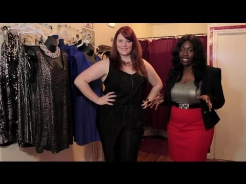 Nice Plus Size Party Outfits For A Tall Lady Plus Size Fashion