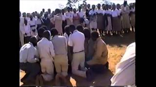 Salvation Army March Zambia, Africa - Chikankata - Summer Service Corps 1996
