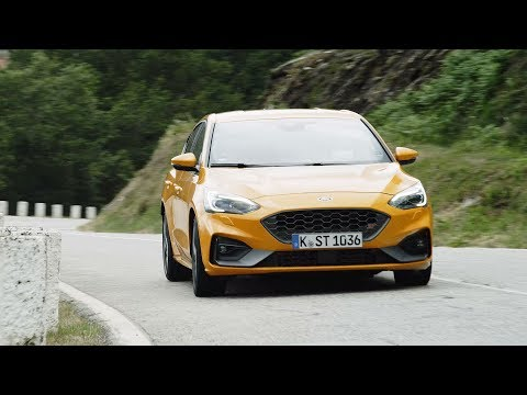 Vidéo : la plus belle route d'Europe en Ford Focus ST