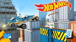 Hot Wheels: Race Off -Daily Race Off & Supercharge Challenge #16 | Android Gameplay | Friction Games