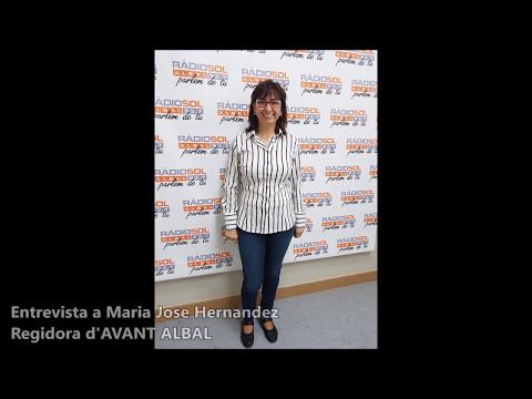 Entrevista a Maria Jose Hernandez en Radio Sol