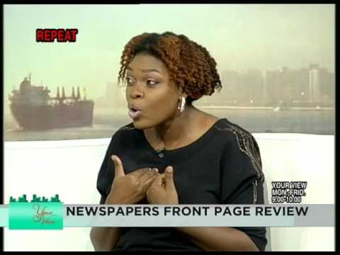 Your View 10th May 2017 | Ability in Disability